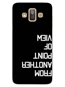 Point Of View Samsung Galaxy J7 Duo Mobile Cover Case