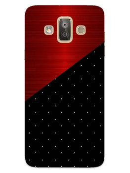 Polka Dots On Wood Samsung Galaxy J7 Duo Mobile Cover Case