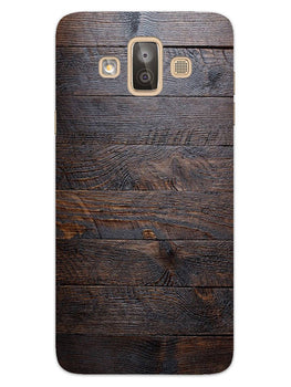 Wooden Wall Samsung Galaxy J7 Duo Mobile Cover Case