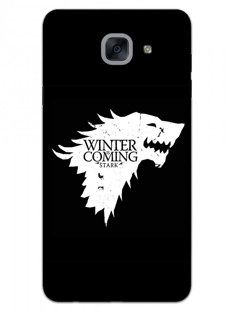 Winter Is Coming Samsung Galaxy J7 Max Mobile Cover Case