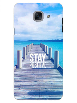 Stay Positive Samsung Galaxy J7 Max Mobile Cover Case