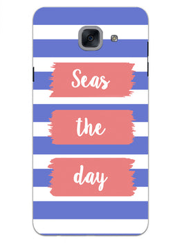 Seas The Day Samsung Galaxy J7 Max Mobile Cover Case