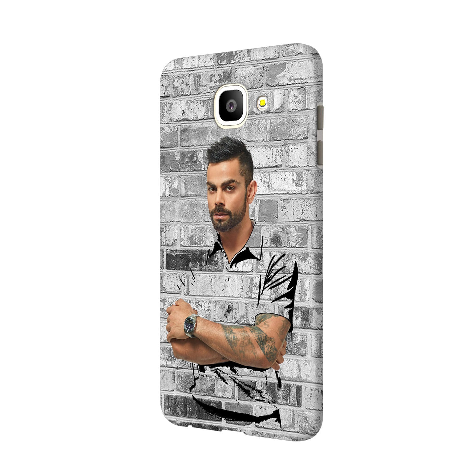 The Wall Of Kohli Samsung Galaxy J7 Max Mobile Cover Case
