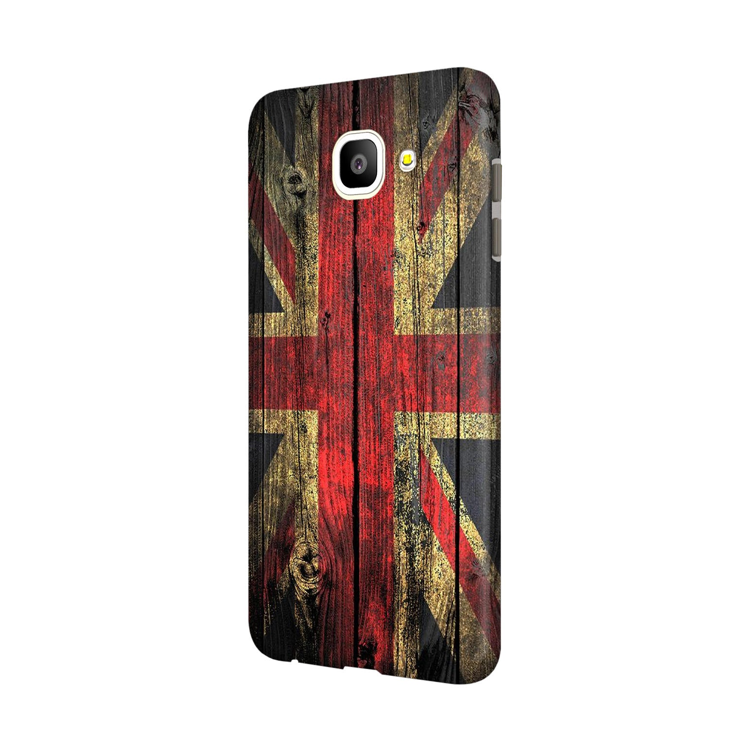 Union Jack Samsung Galaxy J7 Max Mobile Cover Case - MADANYU