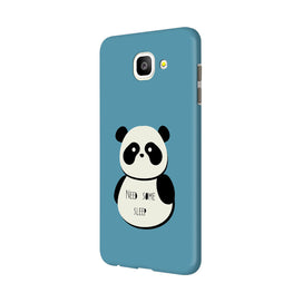 Sleepy Panda Samsung Galaxy J7 Max Mobile Cover Case