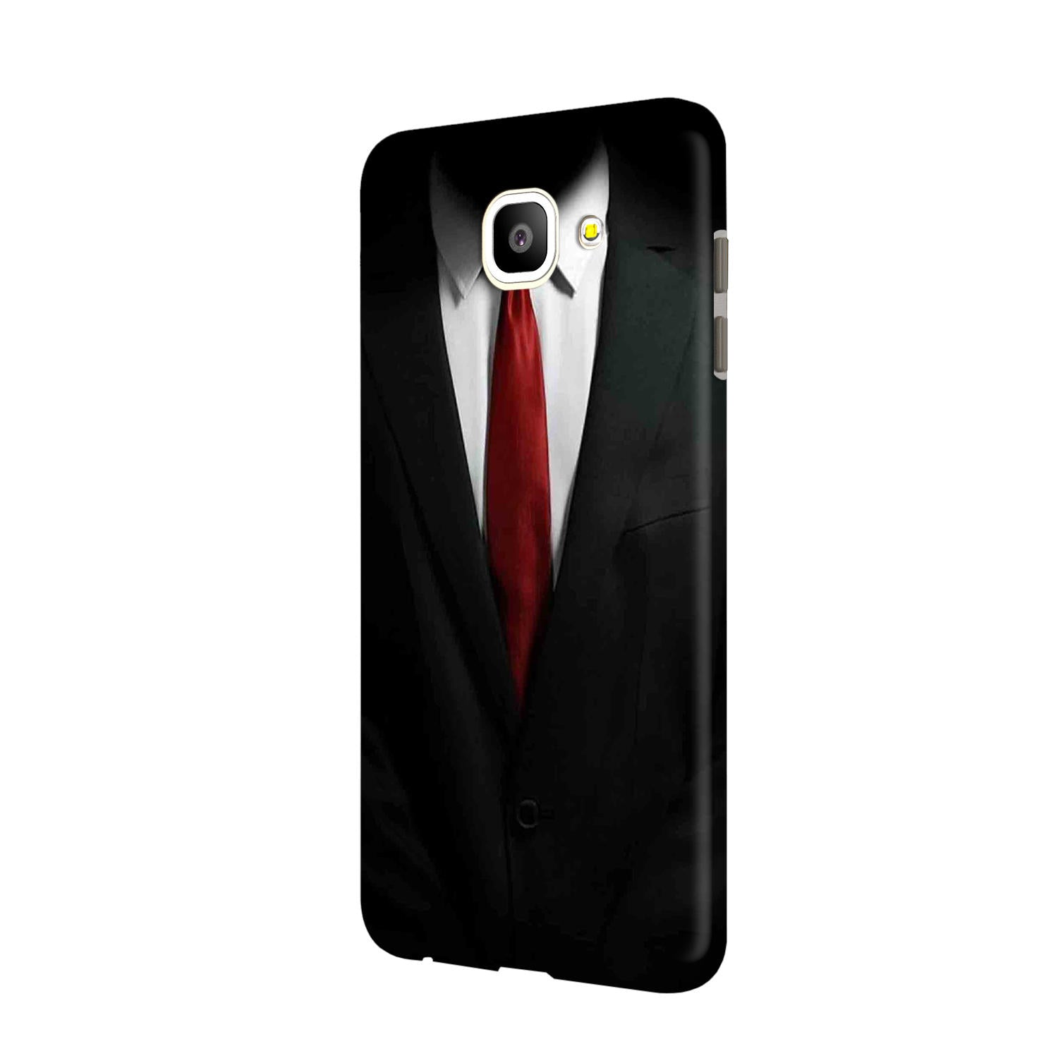 Suit Up Samsung Galaxy J7 Max Mobile Cover Case - MADANYU