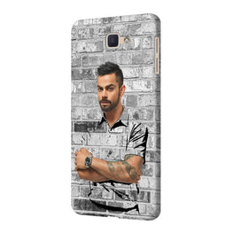The Wall Of Kohli Samsung Galaxy J7 Prime Mobile Cover Case
