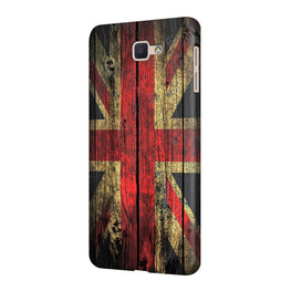 Union Jack Samsung Galaxy J7 Prime Mobile Cover Case