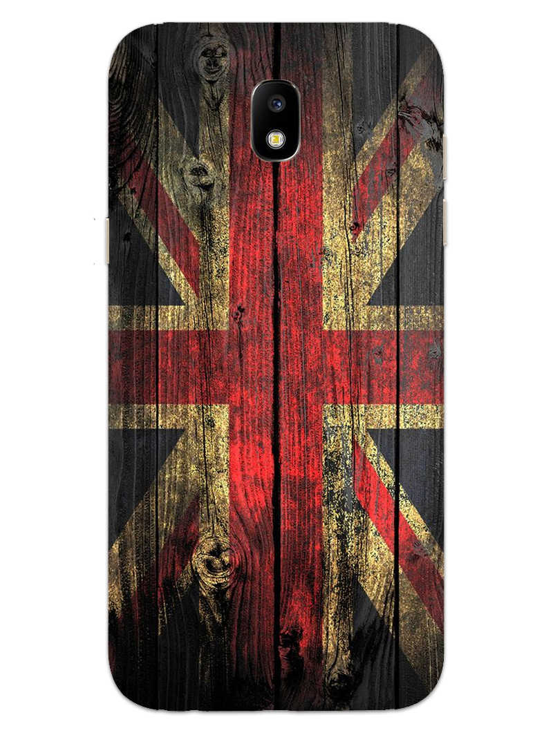 Union Jack Samsung Galaxy J7 Pro Mobile Cover Case
