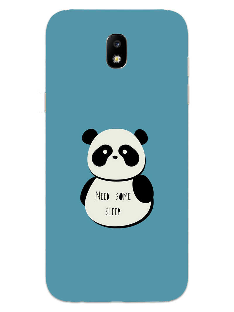 Sleepy Panda Samsung Galaxy J7 Pro Mobile Cover Case