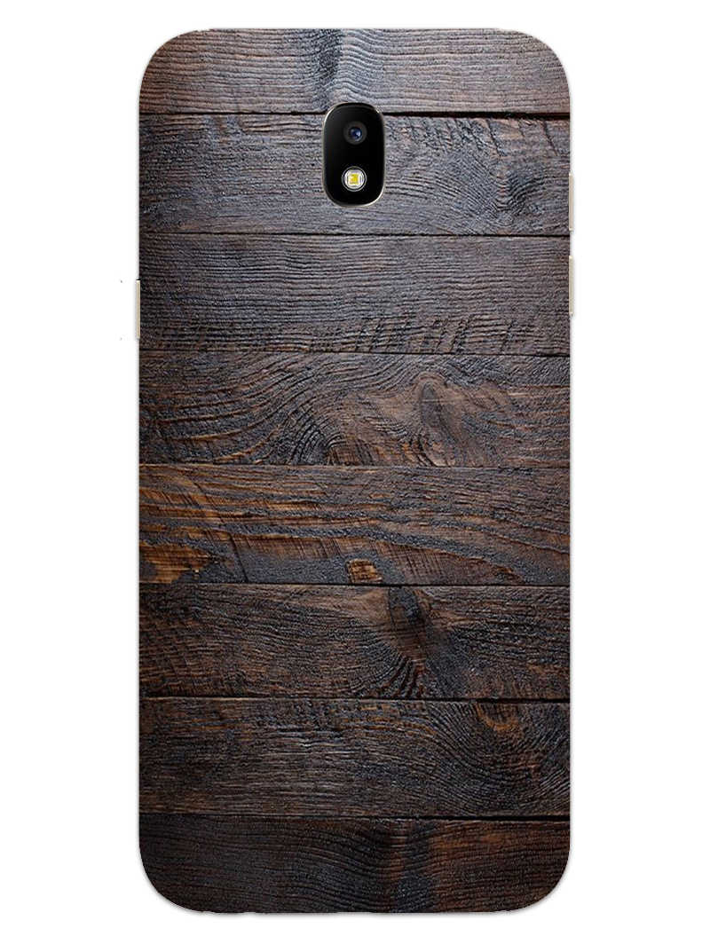 Wooden Wall Samsung Galaxy J7 Pro Mobile Cover Case