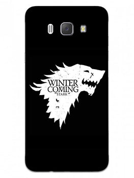 Winter Is Coming Samsung Galaxy J7 2016 Mobile Cover Case