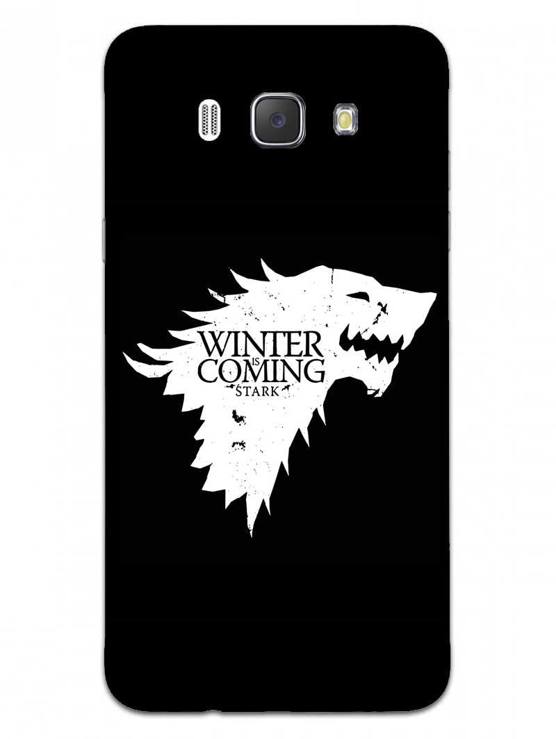 Winter Is Coming Samsung Galaxy J7 2016 Mobile Cover Case - MADANYU