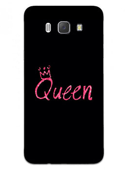 Queen Pink Samsung Galaxy J7 2016 Mobile Cover Case
