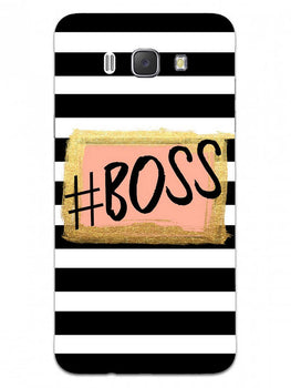 The Boss Samsung Galaxy J7 2016 Mobile Cover Case