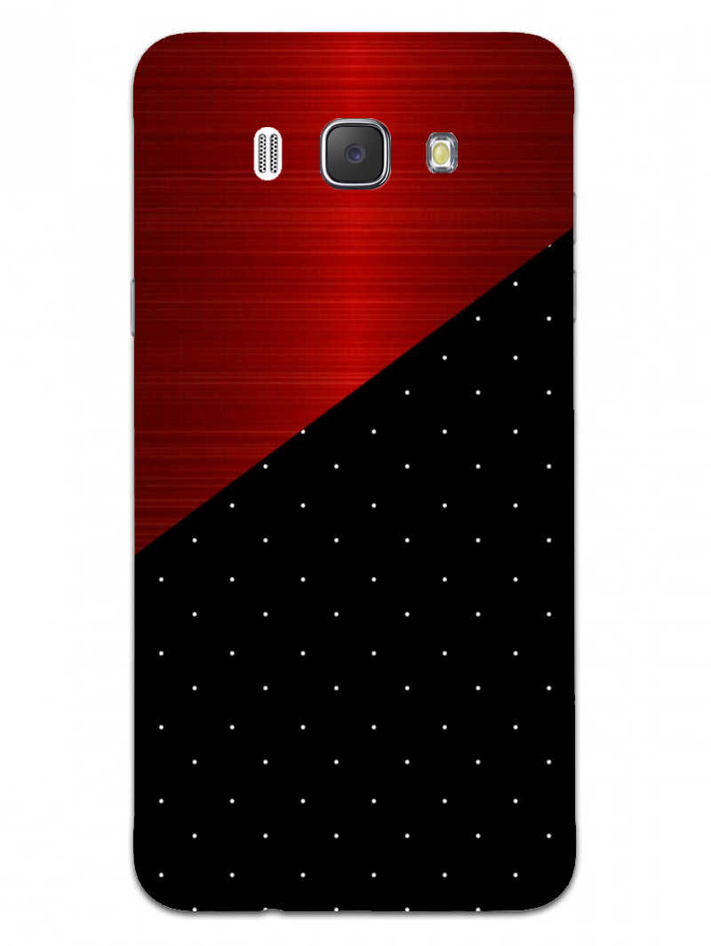 Polka Dots On Wood Samsung Galaxy J7 2016 Mobile Cover Case - MADANYU