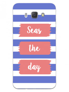 Seas The Day Samsung Galaxy J7 2016 Mobile Cover Case