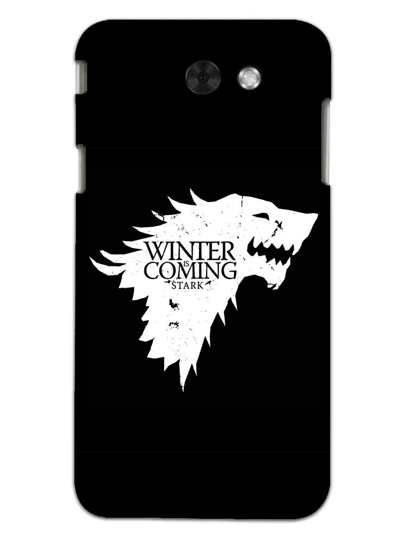 Winter Is Coming Samsung Galaxy J7 2017 Mobile Cover Case