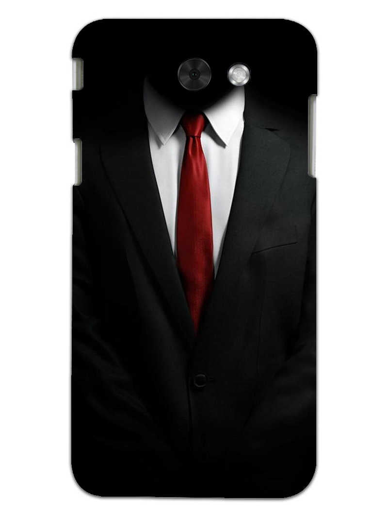 Suit Up Samsung Galaxy J7 2017 Mobile Cover Case - MADANYU