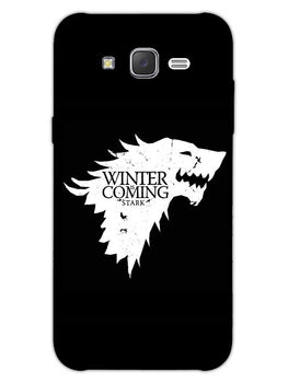 Winter Is Coming Samsung Galaxy J7 2015 Mobile Cover Case