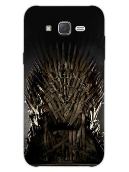 The Iron Throne Samsung Galaxy J7 2015 Mobile Cover Case
