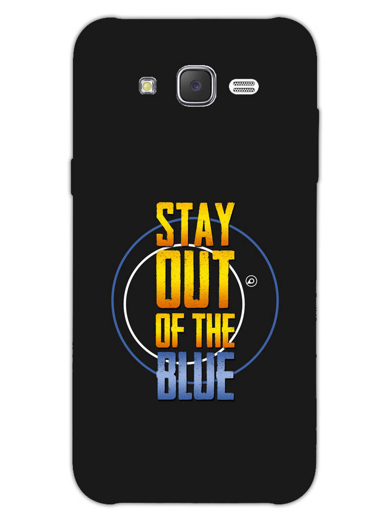 Unexpected Event Pub G Quote Samsung Galaxy J7 2015 Mobile Cover Case - MADANYU