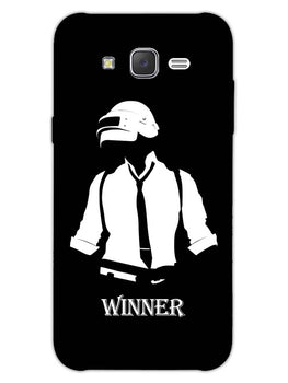 Winner Pub G Game Lover Samsung Galaxy J7 2015 Mobile Cover Case