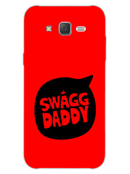 Swag Daddy Desi Swag Samsung Galaxy J7 2015 Mobile Cover Case