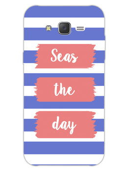 Seas The Day Samsung Galaxy J7 2015 Mobile Cover Case
