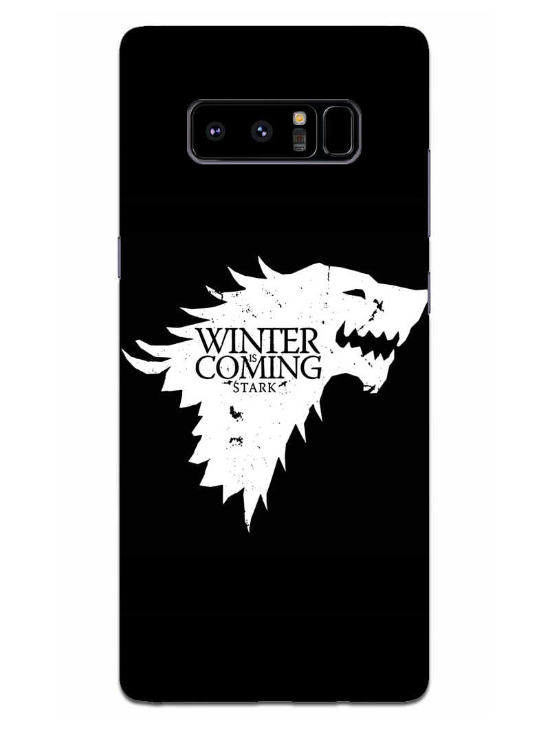 Winter Is Coming Samsung Galaxy Note 8 Mobile Cover Case