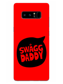Swag Daddy Desi Swag Samsung Galaxy Note 8 Mobile Cover Case