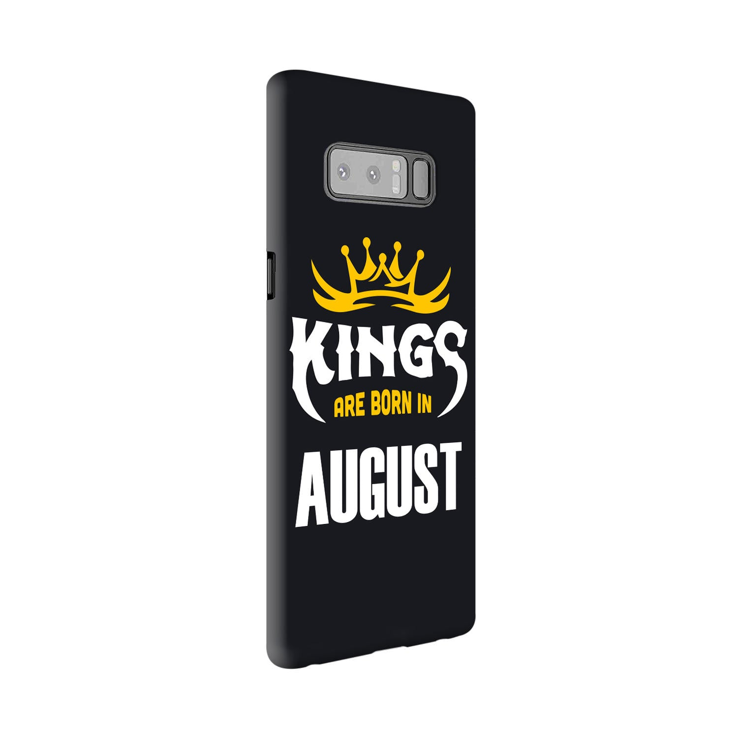 Kings August - Narcissist Samsung Galaxy Note 8 Mobile Cover Case - MADANYU