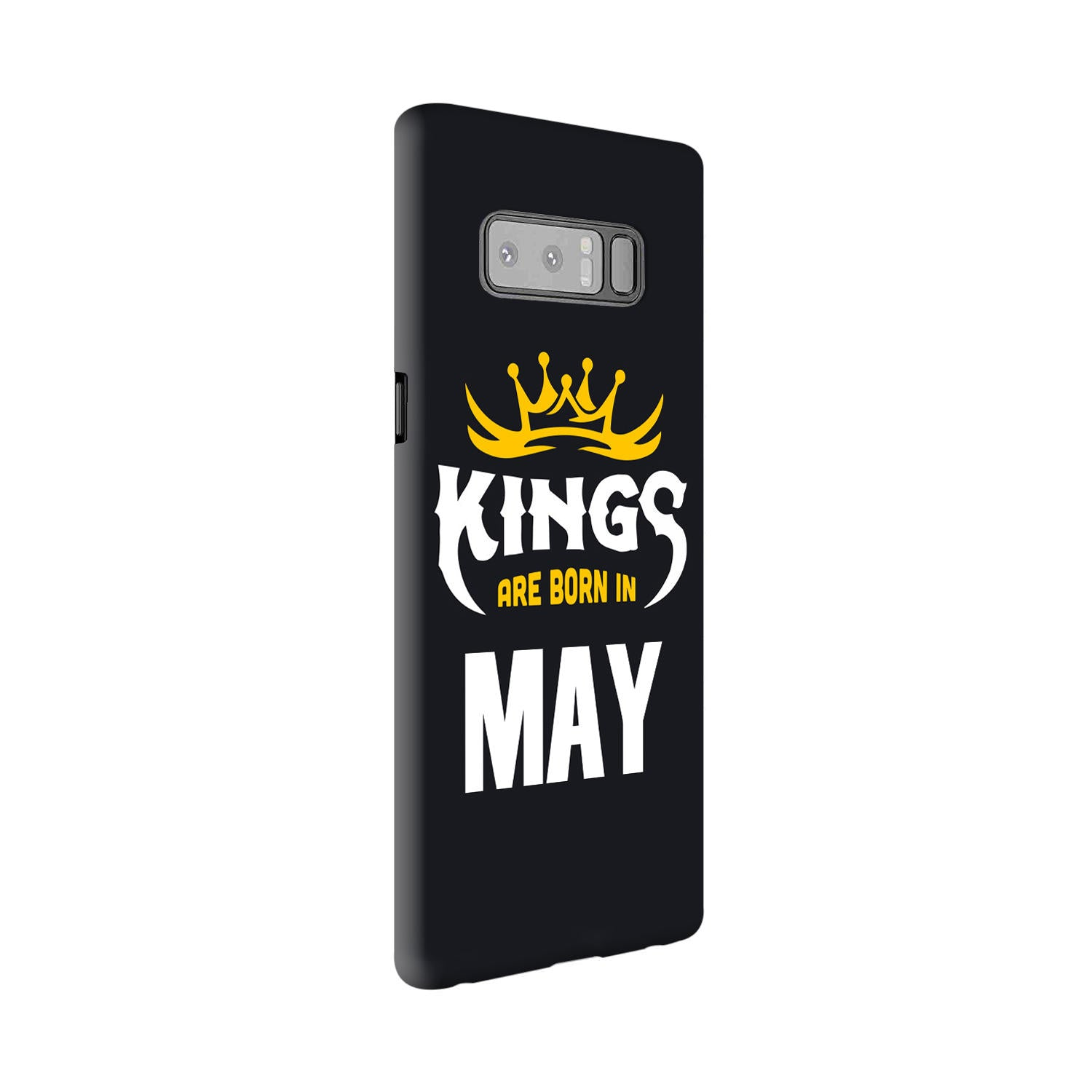 Kings May - Narcissist Samsung Galaxy Note 8 Mobile Cover Case - MADANYU