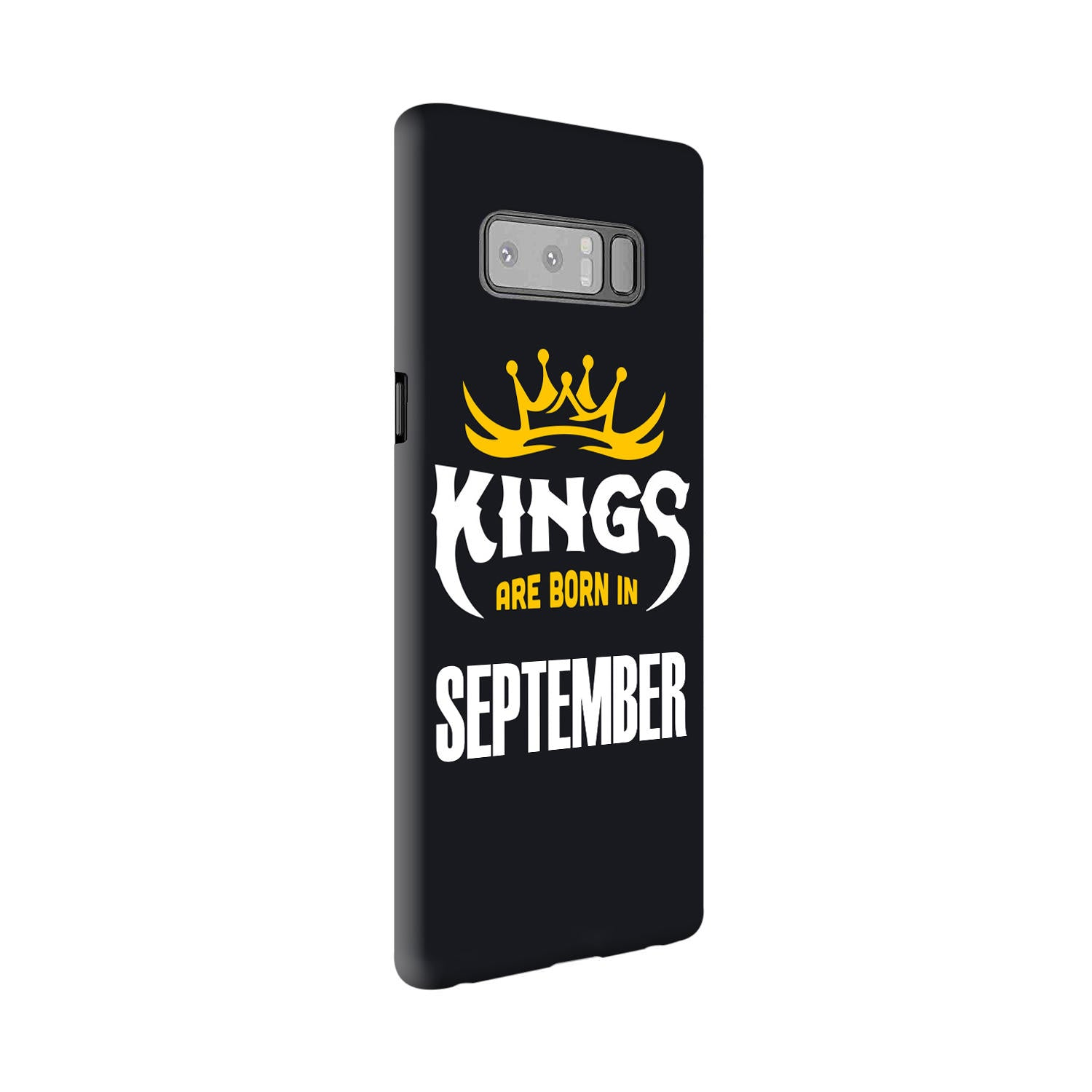 Kings September - Narcissist Samsung Galaxy Note 8 Mobile Cover Case - MADANYU