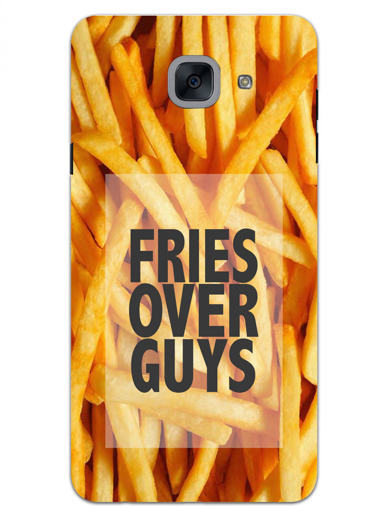 Fries Over Guys Samsung Galaxy On Max Mobile Cover Case