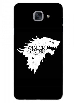 Winter Is Coming Samsung Galaxy On Max Mobile Cover Case