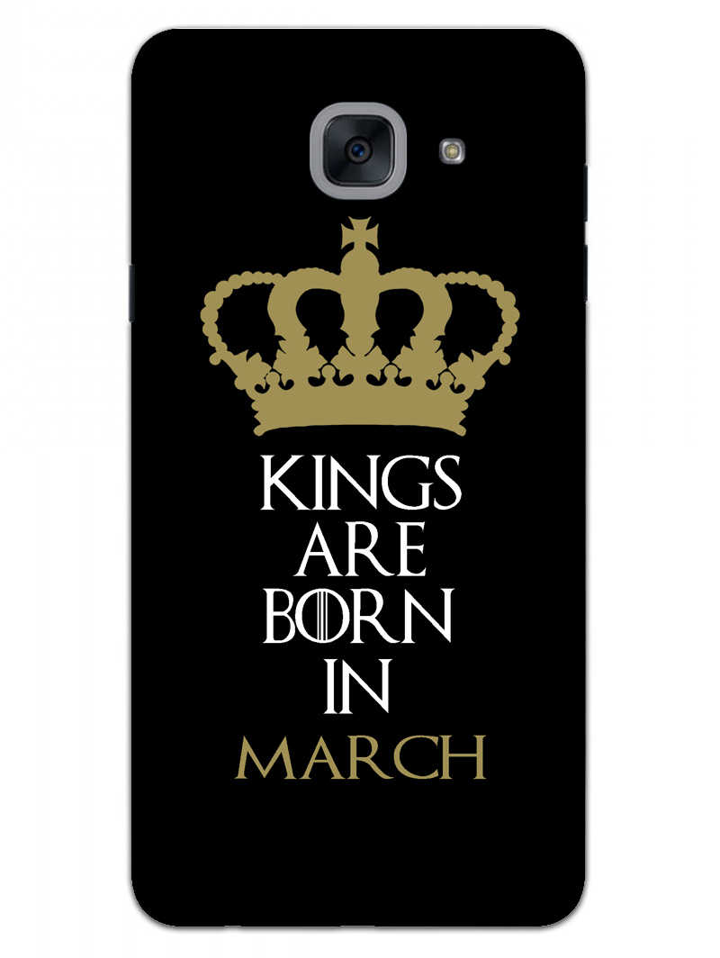 Kings March Samsung Galaxy On Max Mobile Cover Case