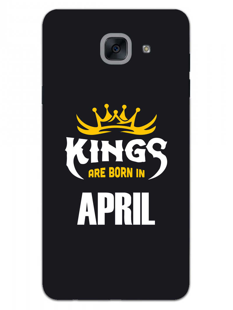 Kings April - Narcissist Samsung Galaxy On Max Mobile Cover Case