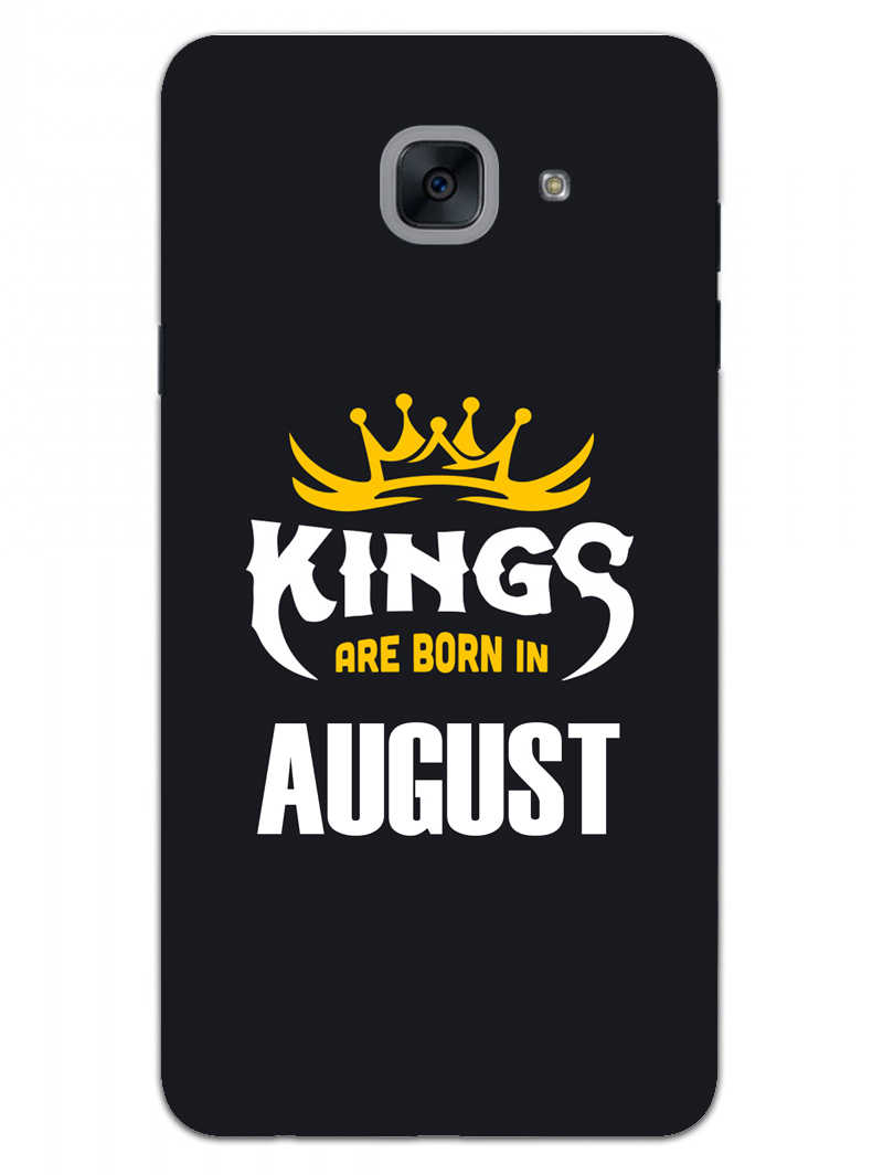Kings August - Narcissist Samsung Galaxy On Max Mobile Cover Case