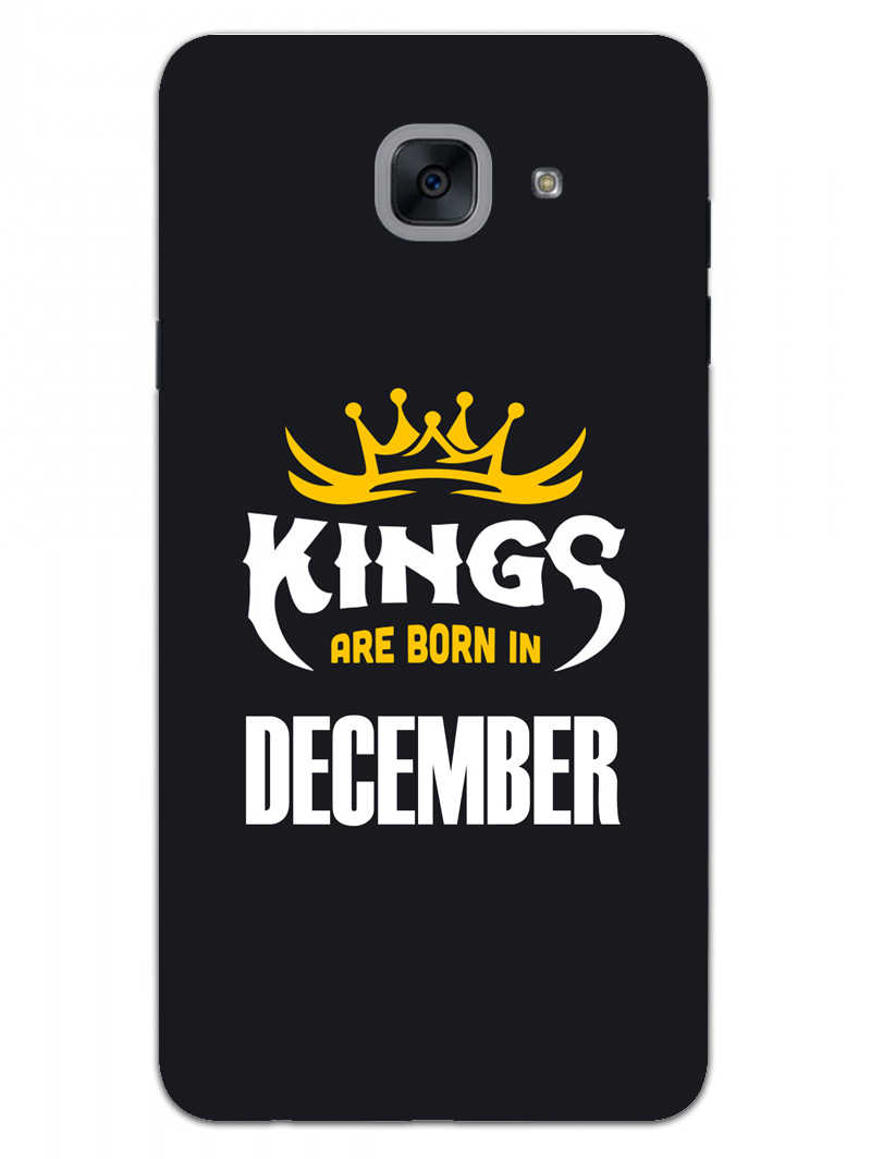 Kings December - Narcissist Samsung Galaxy On Max Mobile Cover Case