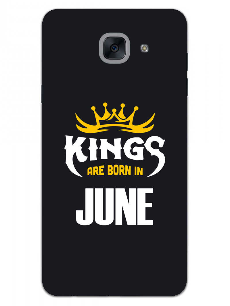 Kings June - Narcissist Samsung Galaxy On Max Mobile Cover Case