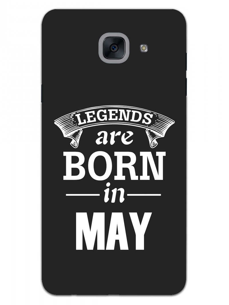 Legends May Samsung Galaxy On Max Mobile Cover Case