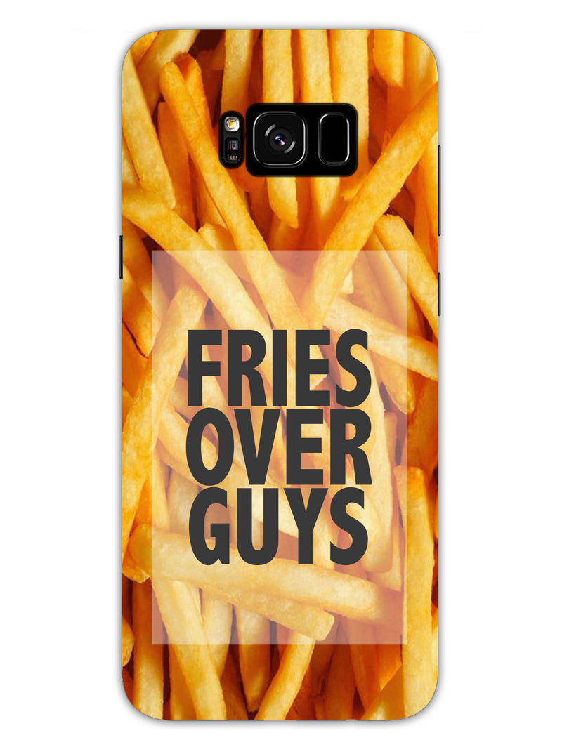 Fries Over Guys Samsung Galaxy S8 Plus Mobile Cover Case