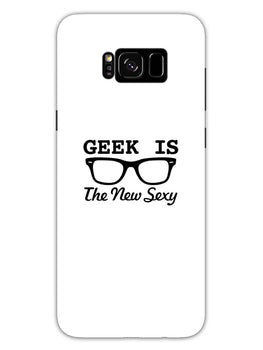 Geek Is Sexy Samsung Galaxy S8 Plus Mobile Cover Case