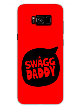 Swag Daddy Desi Swag Samsung Galaxy S8 Plus Mobile Cover Case