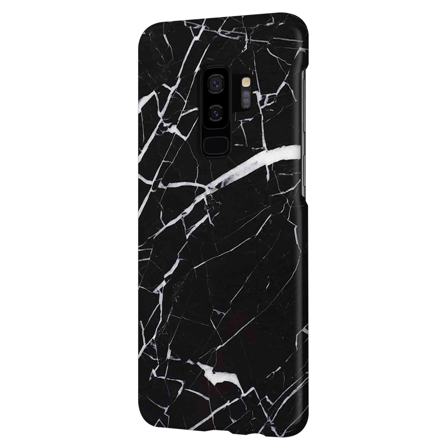 Dark Marble Samsung Galaxy S9 Plus Mobile Cover Case