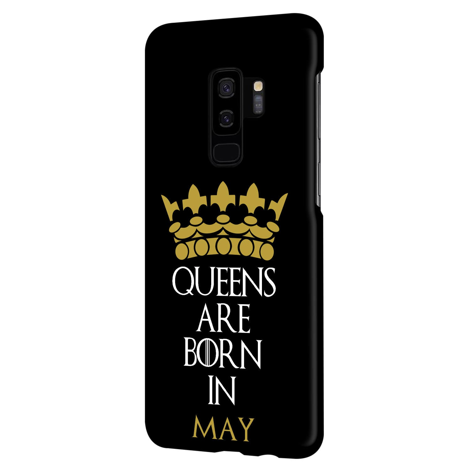 Queens May Samsung Galaxy S9 Plus Mobile Cover Case