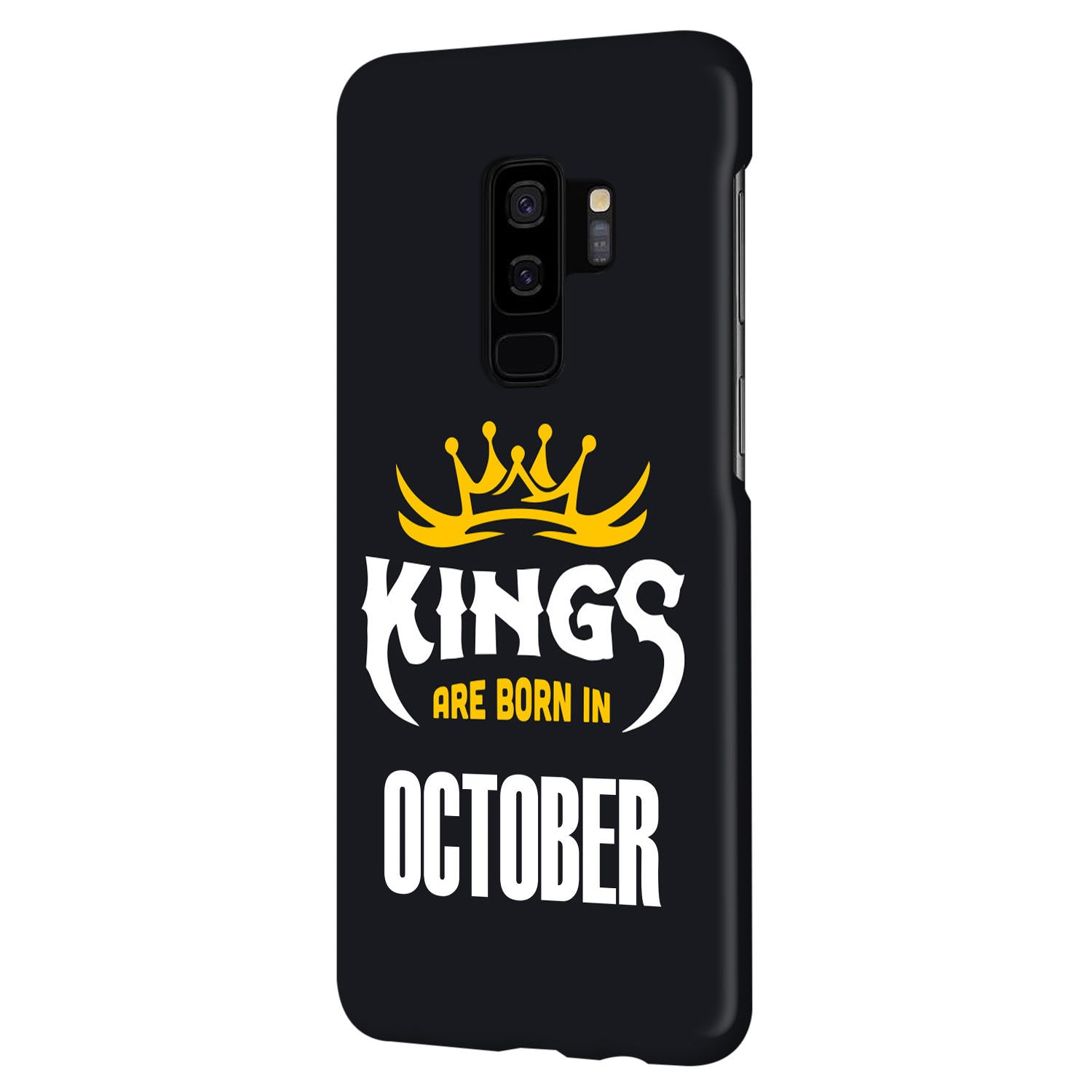 Kings October Narcissist Samsung Galaxy S9 Plus Mobile Cover Case