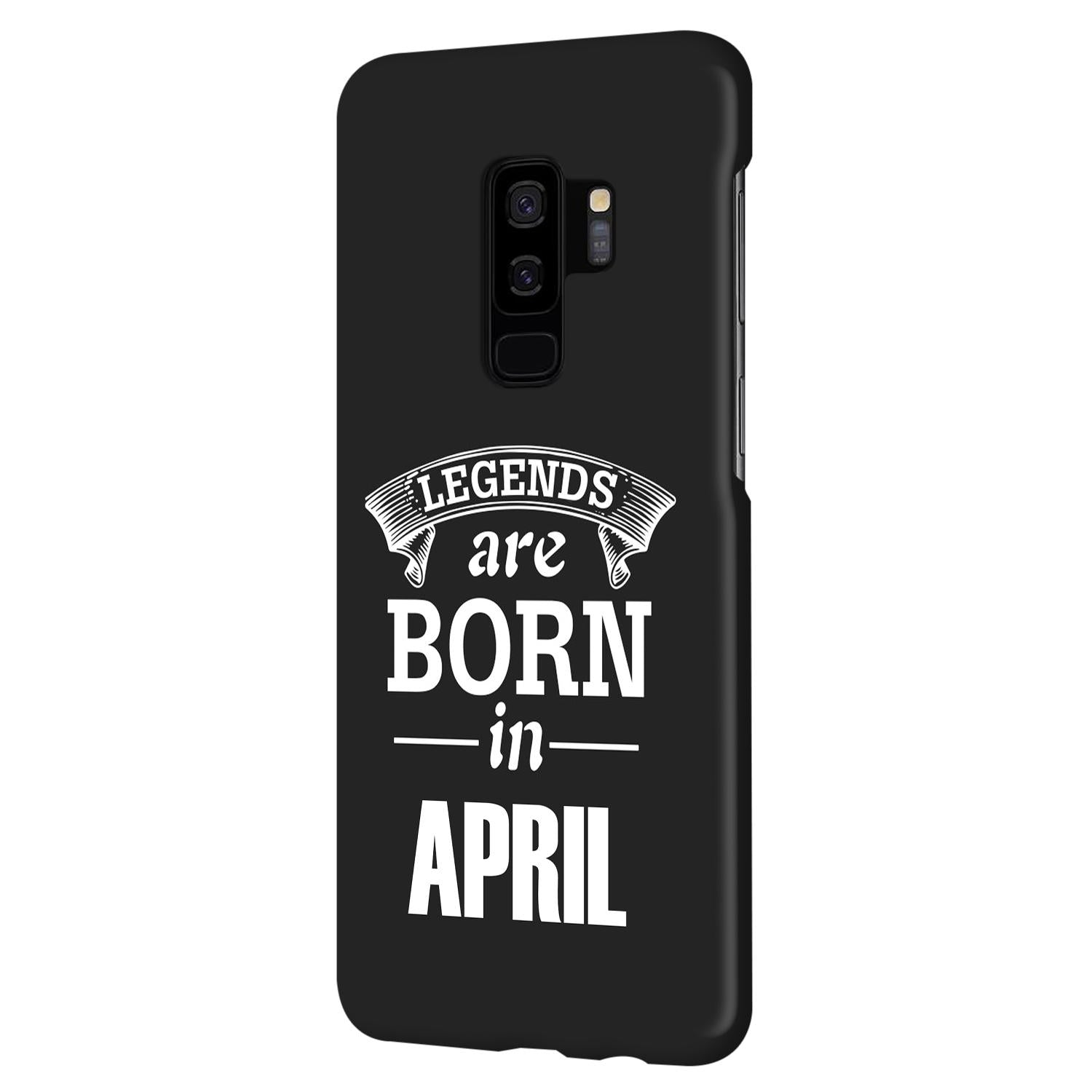 Legends April Samsung Galaxy S9 Plus Mobile Cover Case