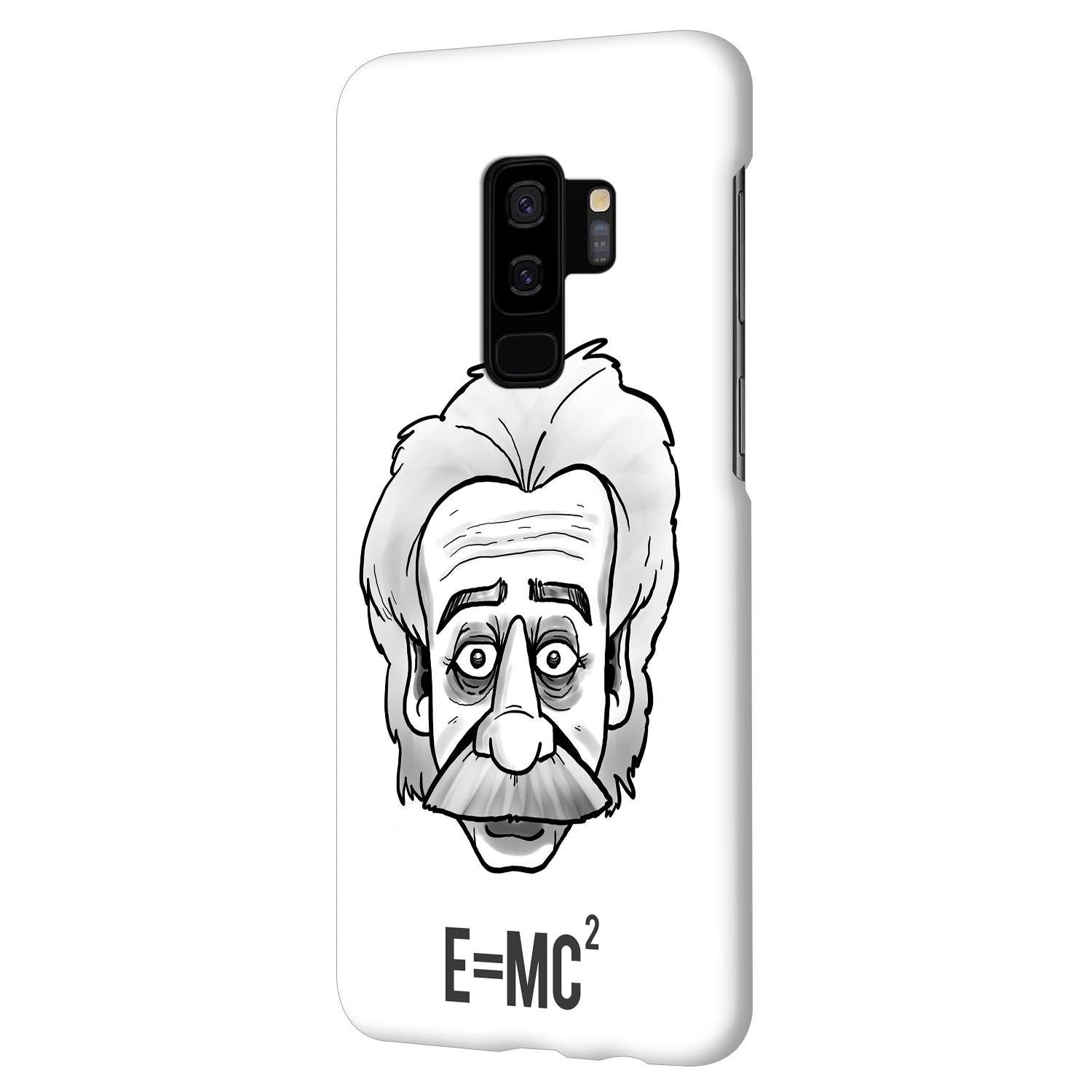Einstein Equation Samsung Galaxy S9 Plus Mobile Cover Case